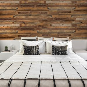 3D Reclaimed Rustic - Peel and Stick Wood
